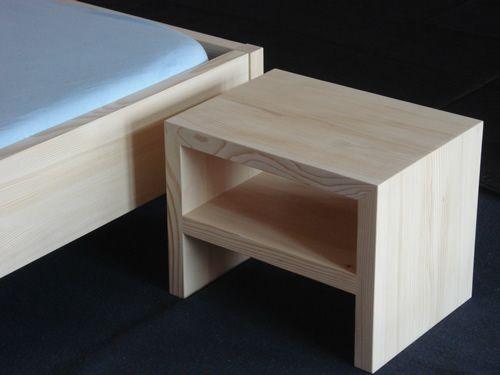 werkheim bett mit nachttisch preis auf anfrage. Black Bedroom Furniture Sets. Home Design Ideas